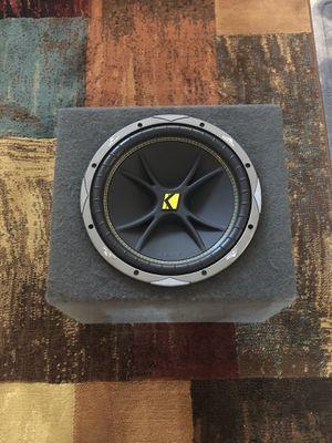 Kicker Speaker for Sale in Fresno, CA