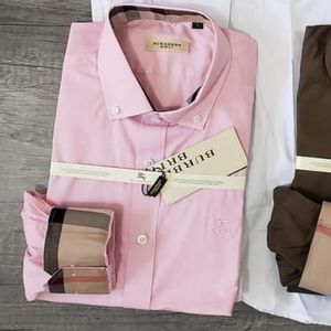 New burberry men's dress shirts xl for Sale in Bakersfield, CA