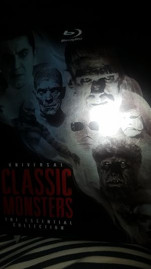 Classic Monsters Blue Ray for Sale in Milford, DE
