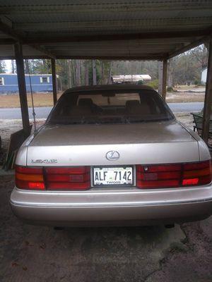 1993 Lexus 400 asking 1800 for Sale in Danville, GA