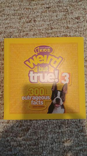 Weird But True! 3 for Sale in Nokesville, VA