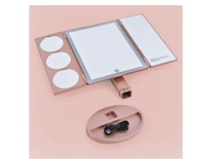 Vanity makeup Mirror with lights white for Sale in Hacienda Heights, CA