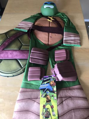 Leonardo Child Costume ( 5-7 years) for Sale in Cleveland, OH