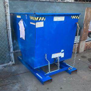 Forklift Hopper - Trash and Debri Bin for Sale in Huntington Beach, CA