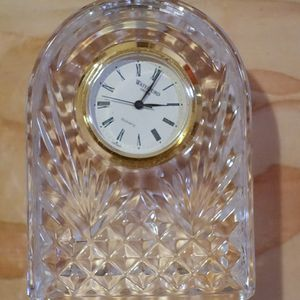 Waterford Crystal Desk Clock for Sale in Torrance, CA