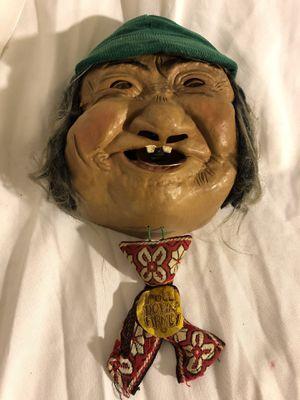Vintage Original Peter Figuren Laffun Head Hanger for Sale in Fresno, CA