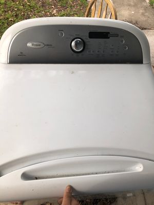 Whirlpool Cabrio Dryer for Sale in Bedford, TX