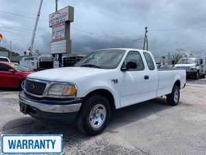 01 Ford F-150 extended cab long bed for Sale in St.Petersburg, FL