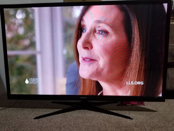 "51"" Samsung Thin Plasma Tv"