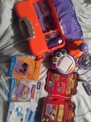 Vtech learning system for Sale in Trenton, NJ