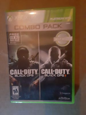 XBOX 360 Low price for 6 games for Sale in Ontario, OH