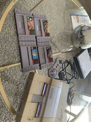 Super Nintendo for Sale in Saint Charles, MO