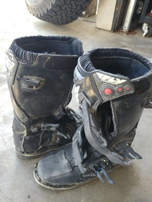 Fly motocross boots for Sale in San Diego, CA