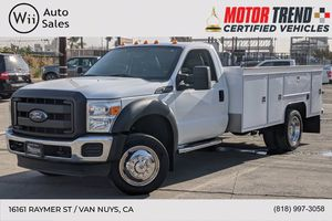2013 Ford Super Duty F-450 DRW for Sale in Los Angeles, CA