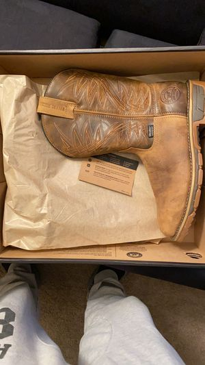 Work Boots 🥾 Red wing boots 8 1/2 for Sale in Sacramento, CA