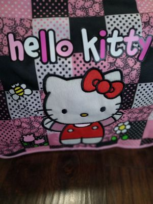 Hello Kitty Messenger Bag. Pink-Red Box New School Book Bag. for Sale in Hollywood, FL