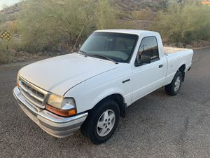 1998 Ford Ranger - 5 speed, 194k miles, Runs good, Cold A/C for Sale in Phoenix, AZ