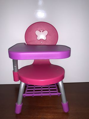 "18"" doll school chair for Sale in Midland, TX"
