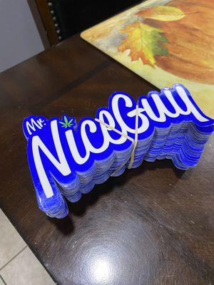 Mr Nice Guy Stickers $1 for Sale in Las Vegas, NV