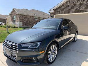 Audi A4 2018 S Line Premium for Sale in San Antonio, TX