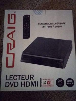 DVD player for Sale in Lumberton, TX