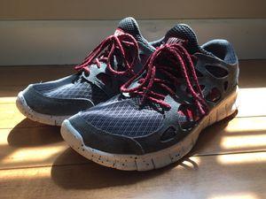 Nike Grey 9.5 Men's Tennis Shoe for Sale in Blawnox, PA