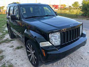 2012 JEEP LIBERTY . 120K for Sale in North Miami, FL