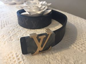 Louis Vuitton Supreme Belt for Sale in Canandaigua, NY