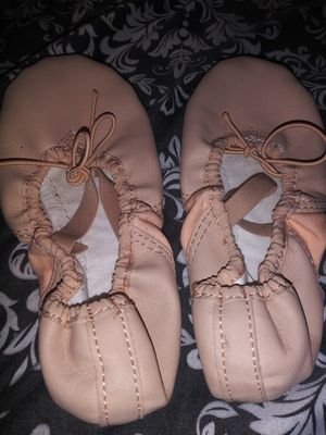 Girls ballet shoes size 13 little girls for Sale in Pico Rivera, CA