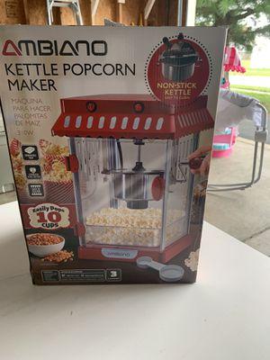 Popcorn maker for Sale in Groveport, OH