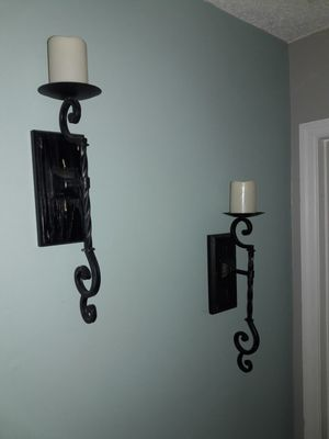 2 candle holders from hobby lobby, PICK UP AT EAST ORLANDO for Sale in Orlando, FL