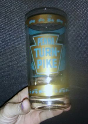 """Pennsylvania Turnpike"" Glass for Sale in West Columbia, SC"