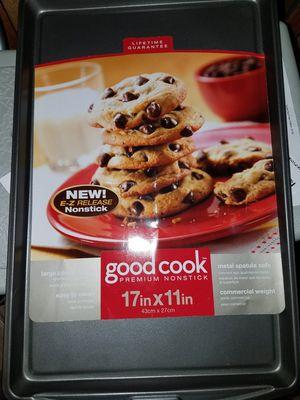 good cook premium nonstick cookie pan for Sale in Garland, TX