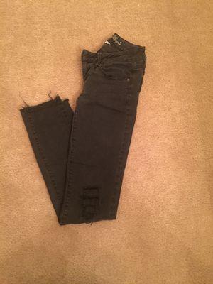Aeropostale black Distressed denim jeans for Sale in Atlanta, GA