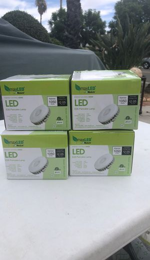LED E26 Pancake Lamp for Sale in Grand Terrace, CA