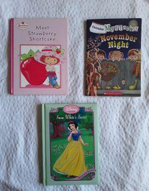 3 kids books for Sale in San Bernardino, CA
