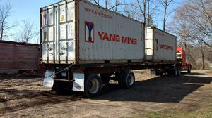 "40'x8'x9'6"" Storage/Shipping Containers - {contact info removed} PRICE INCLUDES DELIVERY!! for Sale in St. Louis, MO"