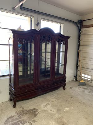Antique China Cabinet for Sale in Hialeah, FL