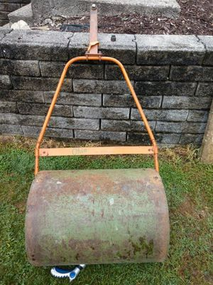 Tow behind steel lawn roller for Sale in Presto, PA