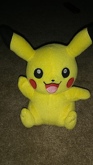 Pikachu plushie brand new limited edition for Sale in Salem, OR