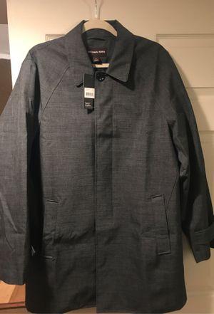 Michael Kors trench coat size L for Sale in Philadelphia, PA