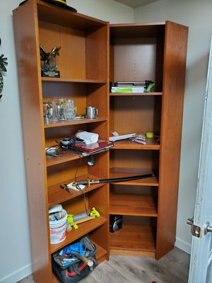 2 Ikea bookshelves for Sale in Joint Base Lewis-McChord, WA