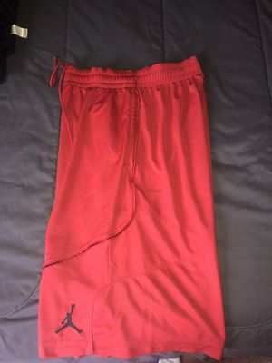 Air Jordan Team Red Shorts for Sale in Houston, TX