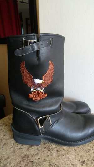 Harley Davidson boots for Sale in Anaheim, CA
