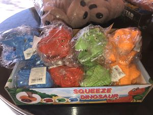 Dinosaur light up squishies $1 each for Sale in Paramount, CA