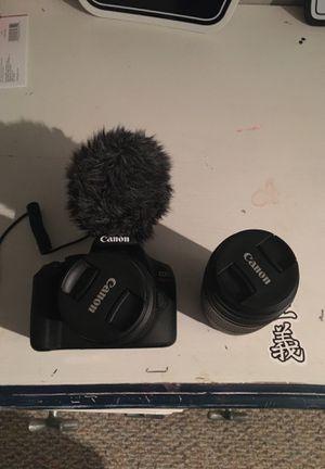Canon eos rebel t7 Camera for Sale in Setauket- East Setauket, NY