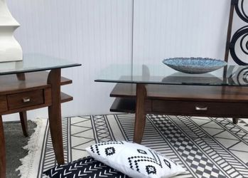Unique Mid Century Modern Coffee And Side Table for Sale in St. Petersburg,  FL