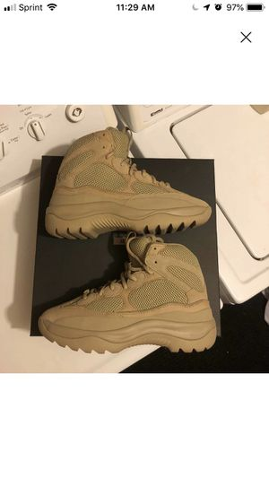 "Yeezy Desert Boot Season 6 ""Taupe"" for Sale in Westlake, MD"