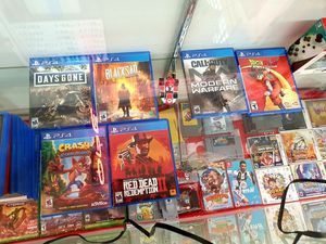 Ps4 games for Sale in Phoenix, AZ