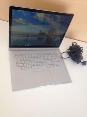 Microsoft Surface Book 2 Intel Core i7-8650 - 16GB RAM - 1TB SSD **FULLY LOADED** for Sale in Miami, FL
